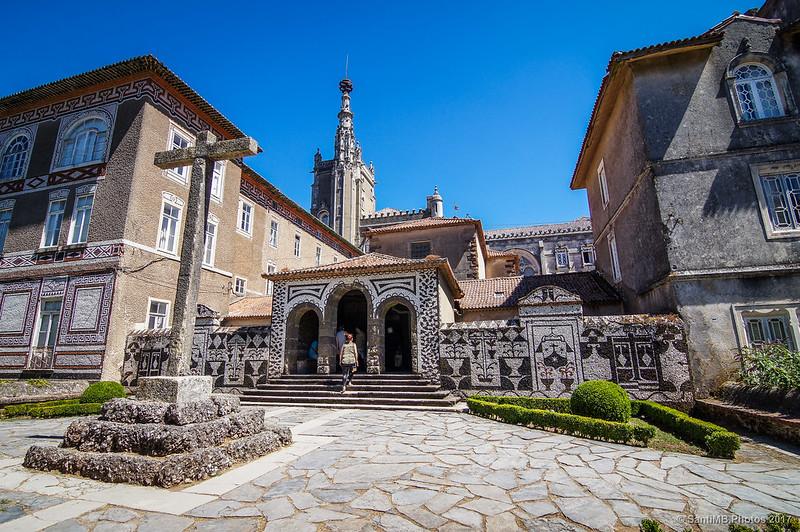 Convento de Santa Cruz de Buçaco