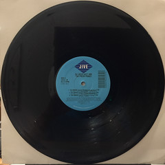 D.J. JAZZY JEFF AND THE FRESH PRINCE:THE GROOVE(JAZZY'S GROOVE)(RECORD SIDE-A)