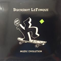 BUCKSHOT LEFONQUE:MUSIC EVOLUTION(JACKET A)