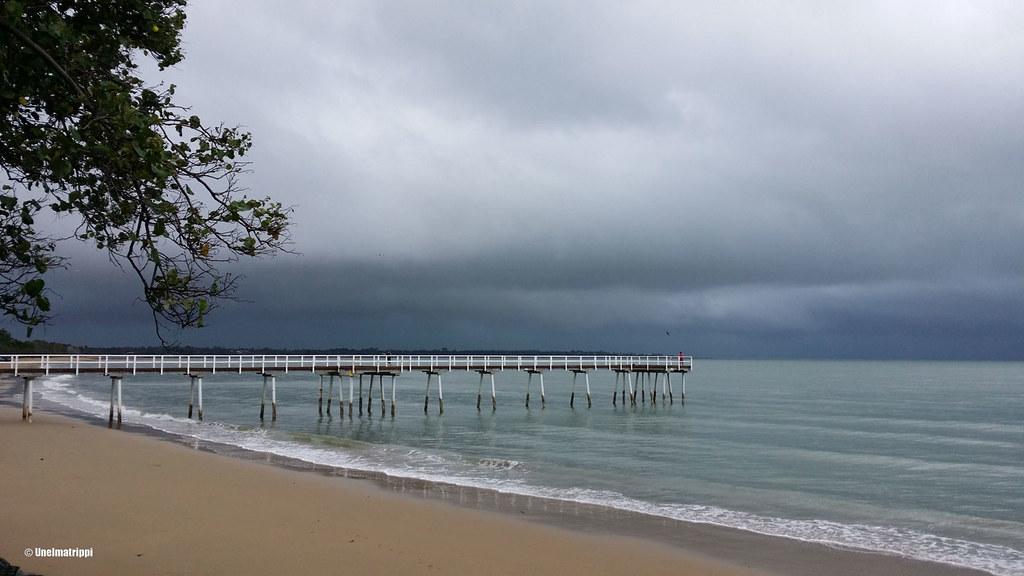 Hervey Bayn ranta, Australia