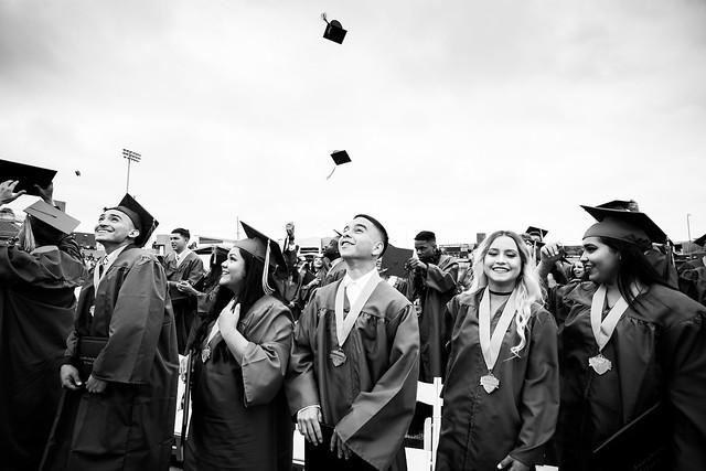 Ánimo Watts College Prep Academy Graduation 2017