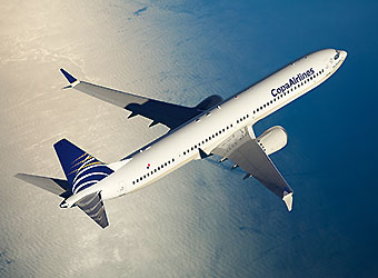 Copa Airlines B737 MAX 10 2 (Boeing)