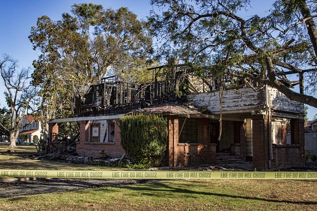 Superintendent's house Rancho Los Amigos