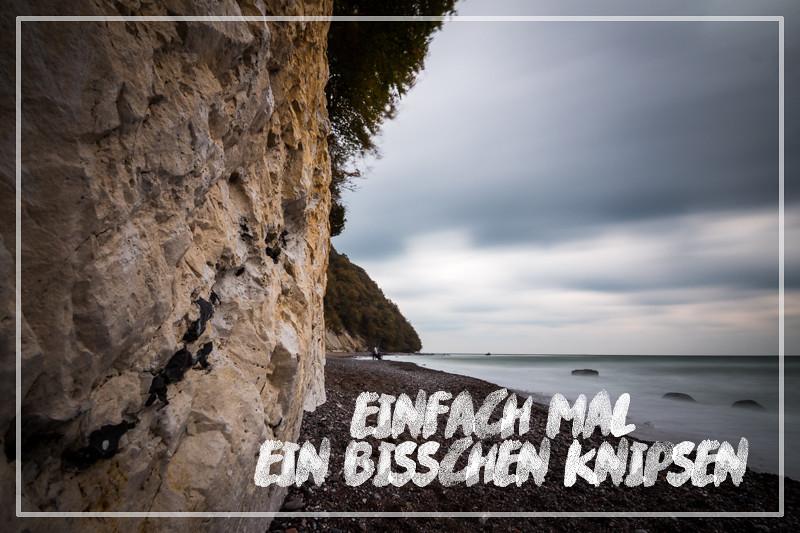 Fotografieren an der Ostsee in Binz