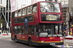 Volvo B7TL Plaxton President - LX54 GZH - PVL397 - Go Ahead London - Tooting Station 44 - London 2017 - Steven Gray - IMG_9551