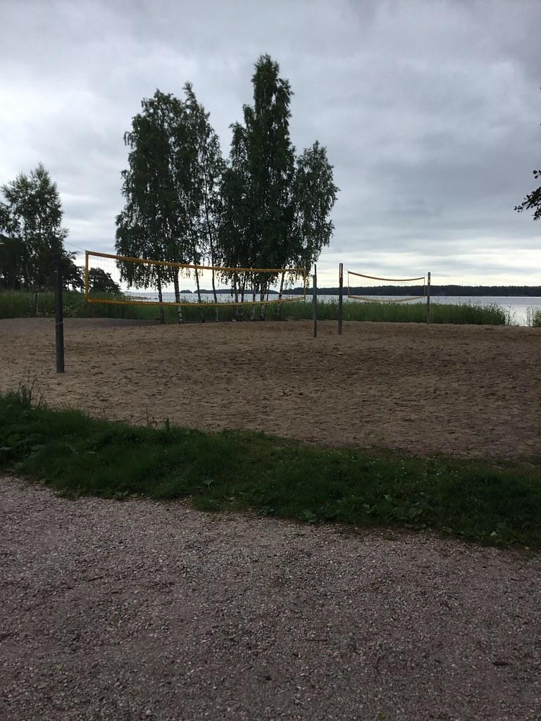 Kuva toimipisteestä: Matinkylän uimaranta / Beachvolleykenttä 2