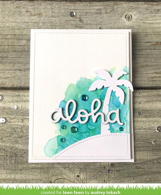 Aloha_Palm Trees