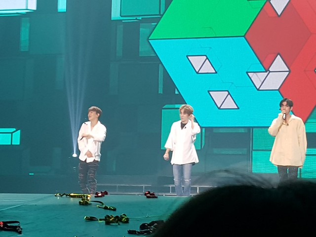 170610 EXO-CBX at Bangkok Super Live