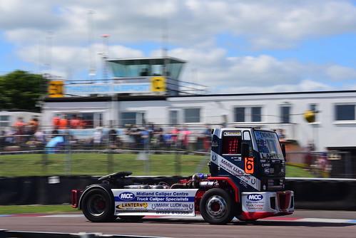 John Powell, Ford Cargo 11000, British Truck Racing Championship, Thruxton 2017