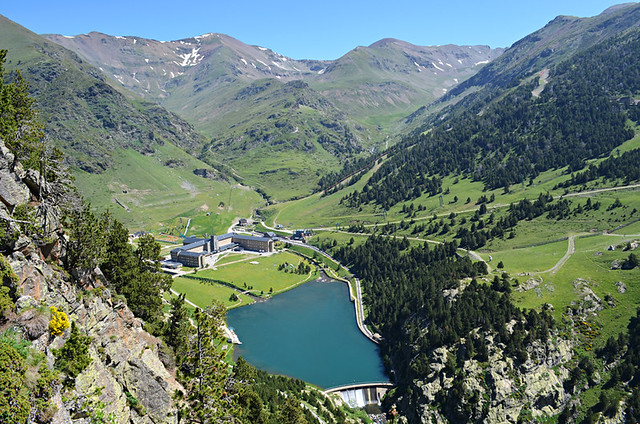 Vall de Nuria, the Spanish Pyrenees