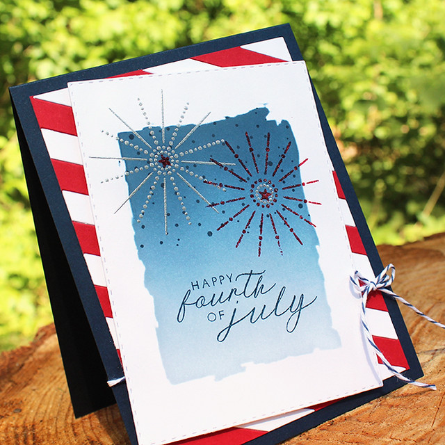 Happy Fourth Of July Card 2
