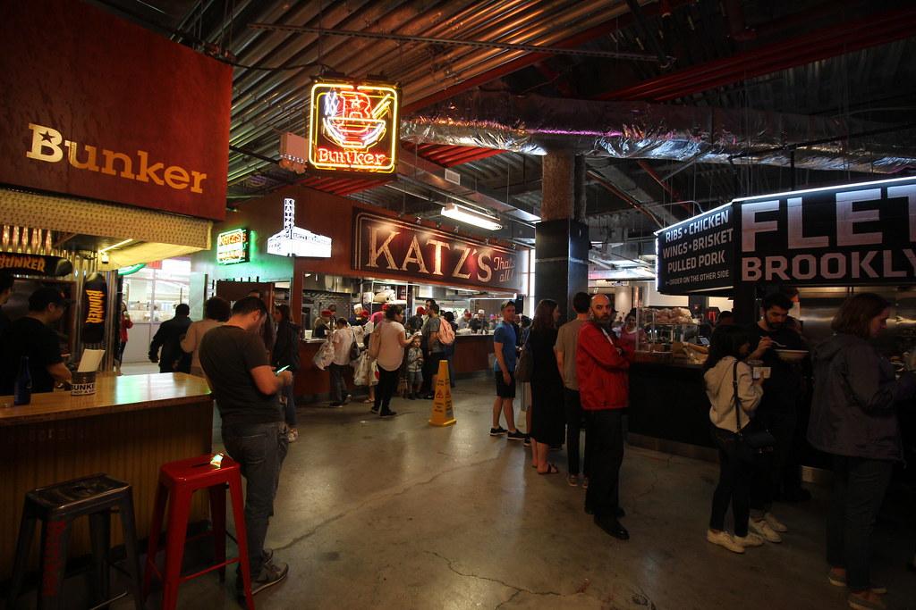Dekaulb Market Hall New Food Hall