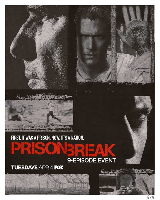 Prison Break - Season 5 - Poster 7