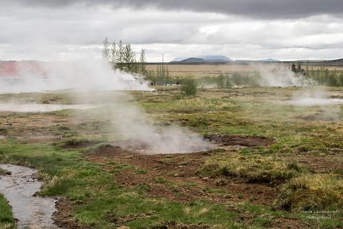 Gebiet des Großen Geysirs