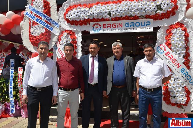 Türkmenoğlu açıldı