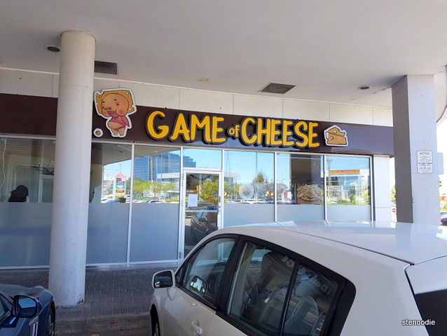 Game of Cheese storefront
