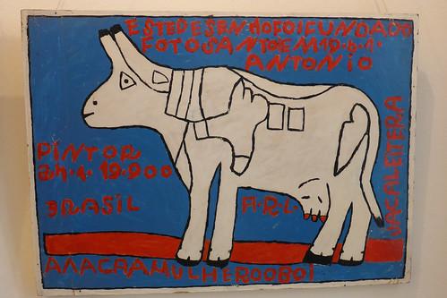 Milchkuh oder Die Kuh, die Frau des Ochsens