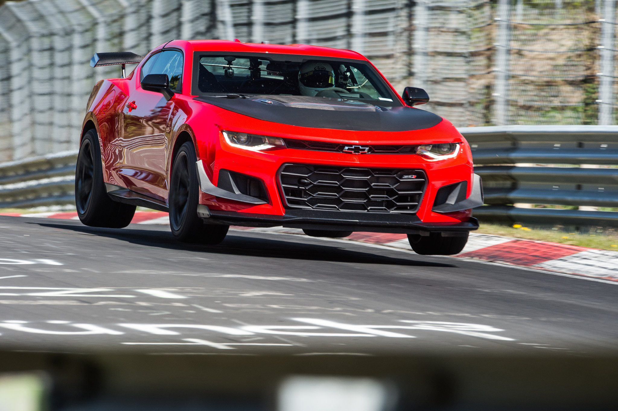 Enhanced track capability elevates ZL1 1LE to fastest Camaro at famed track
