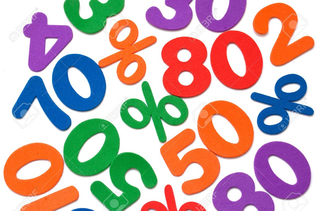 9136449 Background Of Numbers And Mathematical Symbols Sto Flickr
