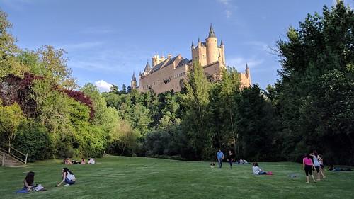 Alcázar - Segovia, Spain