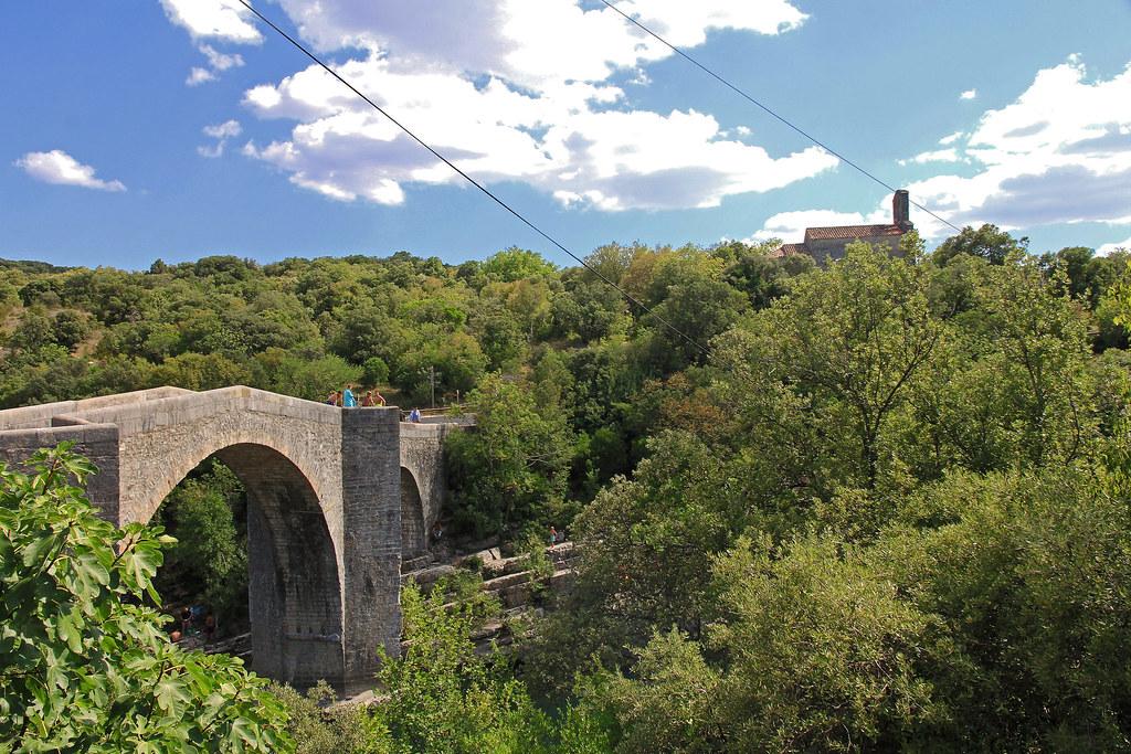 62 Pont De Saint Etienne D Issensac Pres De St Martin De