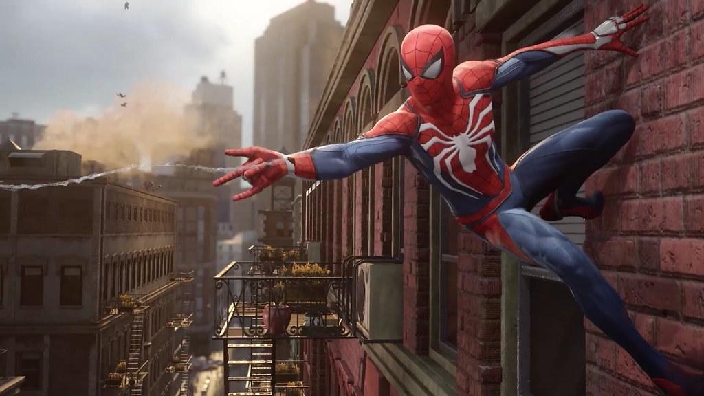 E3 2017  Spider