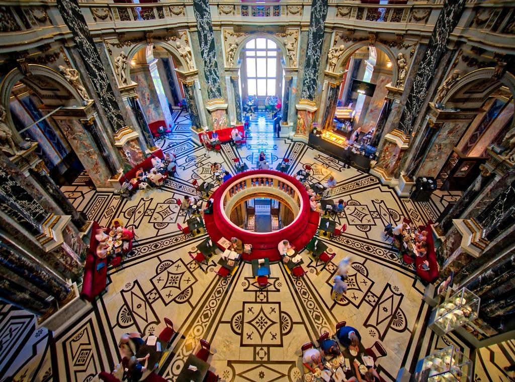 Resultado de imagen de kunsthistorisches floor geometric