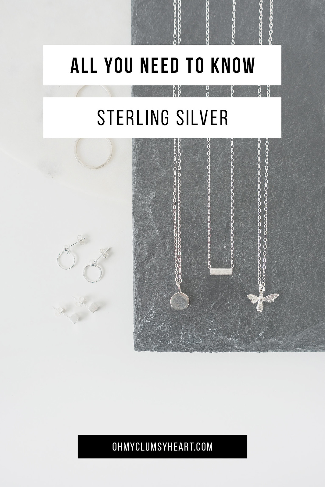 All You Need To Know: Silver Jewellery