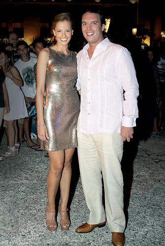 Laura Acuña y Rodrigo Kling