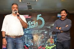 Team5 Movie Trailer Launch Stills