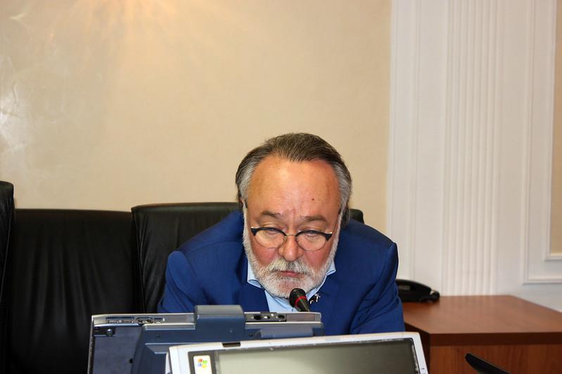Александр Тотоонов, заместитель председателя Комитета Совета Федерации по международным делам, представитель от законодательного органа государственной власти Республики Северная Осетия-Алания