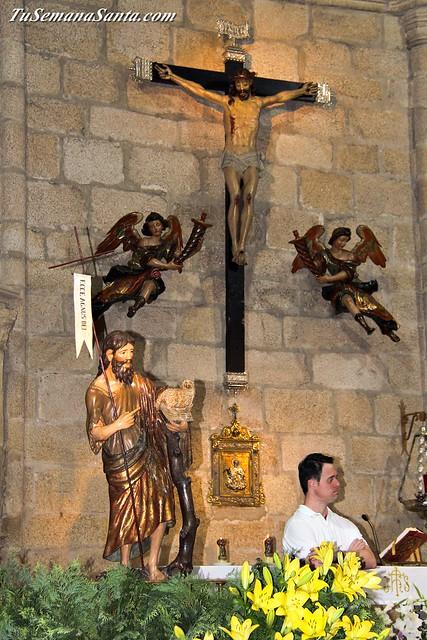 Procesión de San Juan Bautista