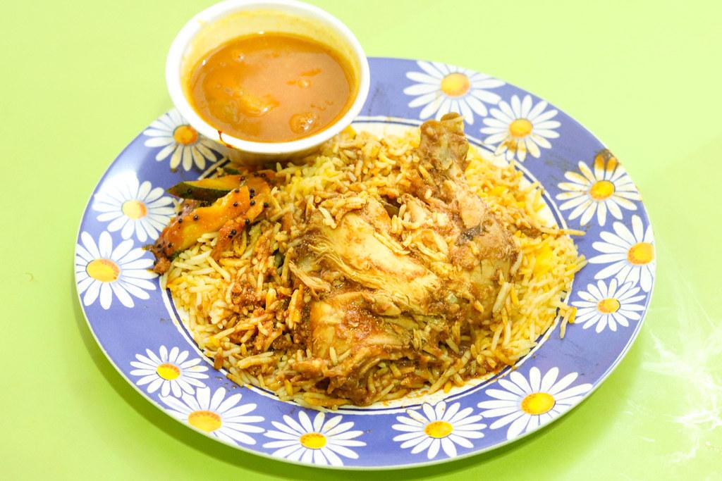 Eunos Eateries: Mami Midah Briyani