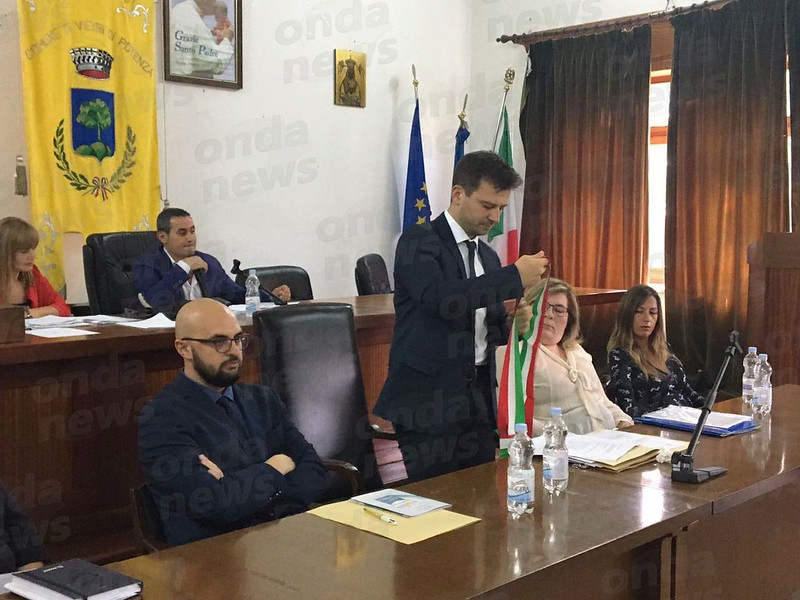 A Petralia Soprana si è insediato il nuovo Consiglio comunale