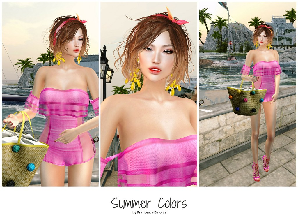 Summer Colors