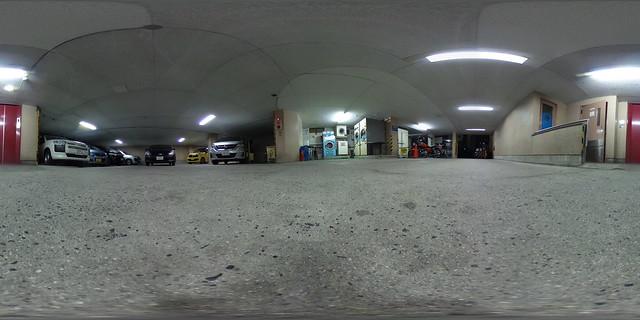 松江城市酒店地下室