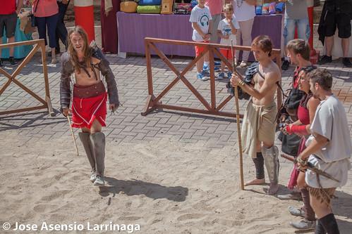 Festival Romano de Andelos en Mendigorría 2017 #DePaseoConLarri #Flickr -247