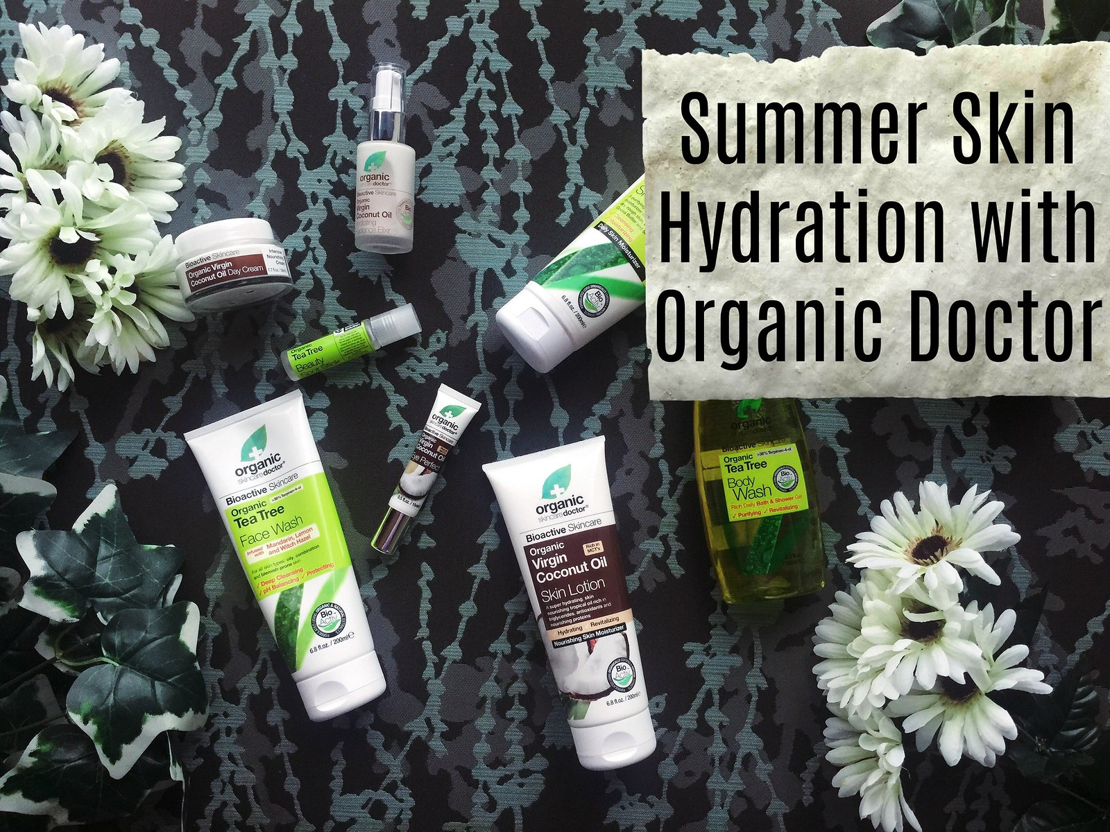 keeping your skin hydrated during summer