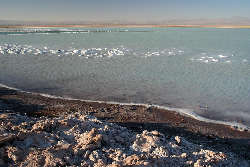 Laguna Tebinquinche - Atacama - Chile