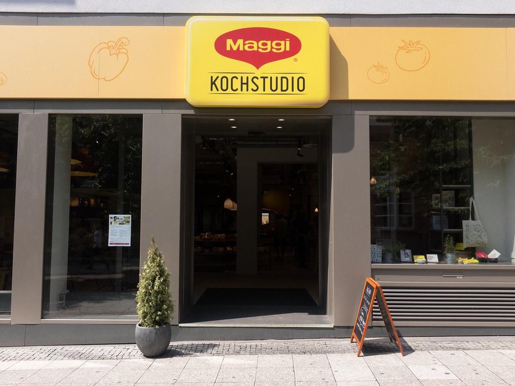 Kochstudio  Maggi Kochstudio Frankfurt | 📷 Stock Photos & Fotos Downloa… | Flickr