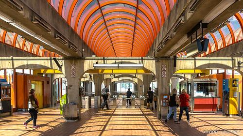 Angrignon metro station (Green Line)