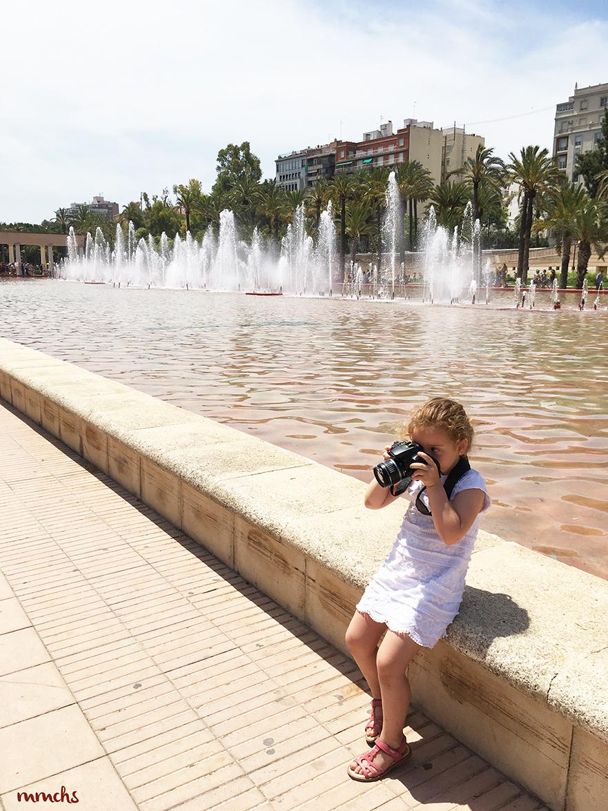 fotos a niños sin mostrar sus caras