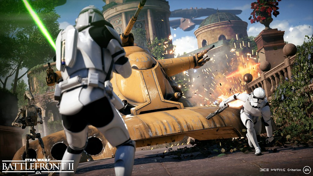 Star Wars Battlefront II for PS4