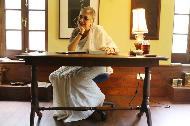 The Tantalizing Glimpse of a Reclusive Novelist in Her Study