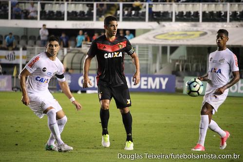 Santos 0 x 1 Sport Recife
