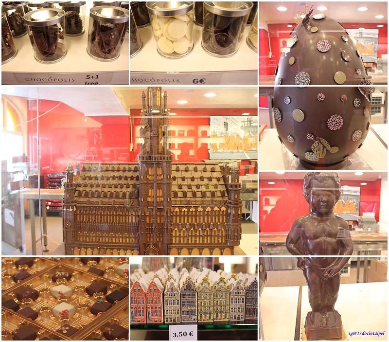 Travel- Belgium-歐洲自助旅行-比利時必買巧克力攻略-17docintaipei (4)