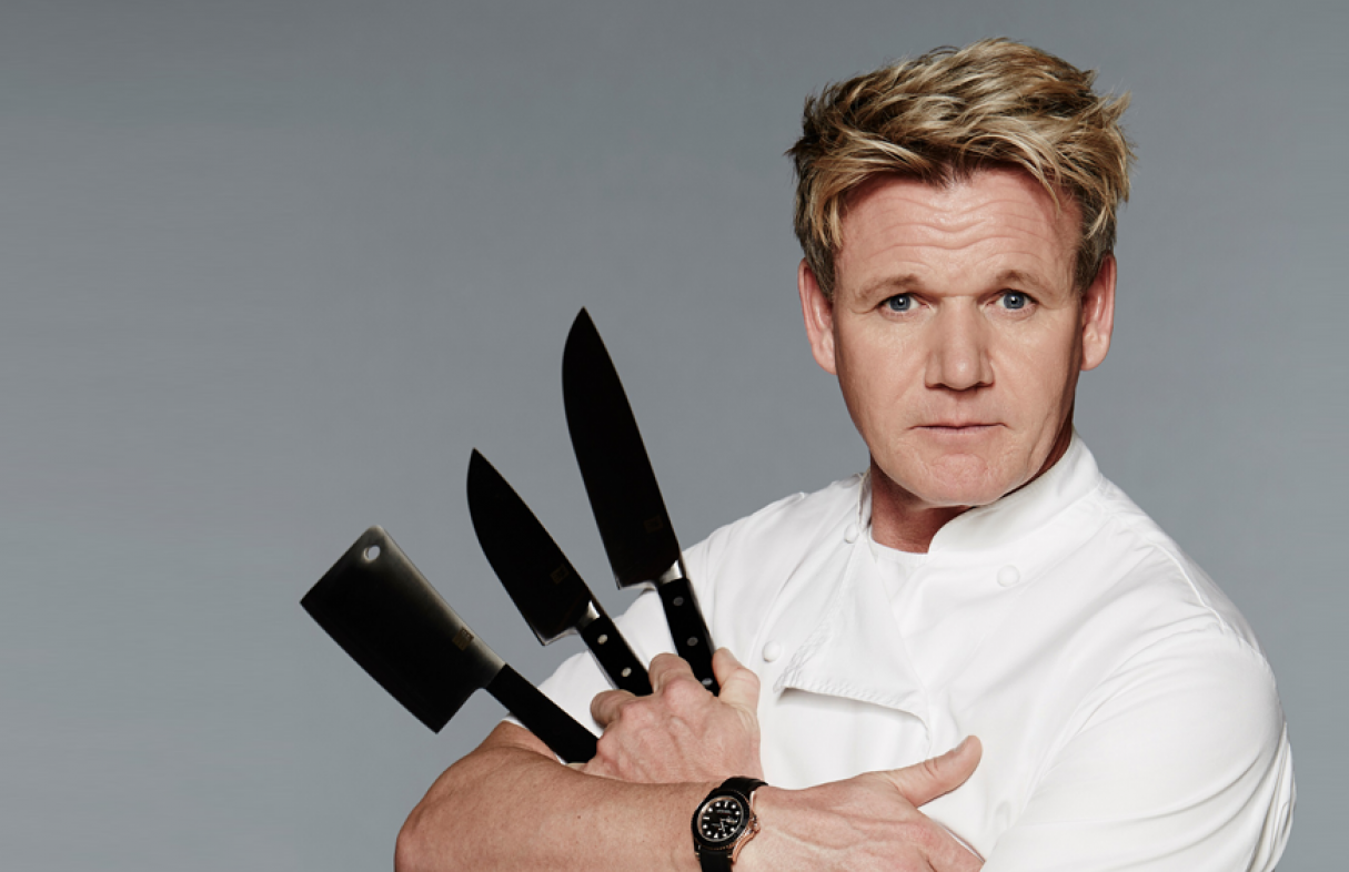 Ramsay S Kitchen Nightmares S E