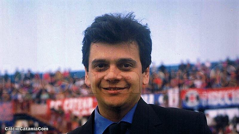 Angelo Russo, nipote del Cavaliere Massimino, ex dirigente rossazzurro