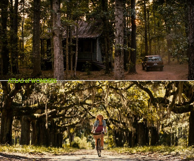 Safe Haven where filmed