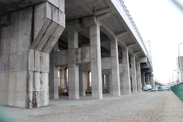 阪急新大阪線建設予定地 (1)